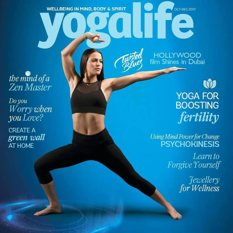 Yogalife Cover